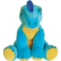 30 cm Boynuzlu -  Mavi- T-Rex  Dinazorlar