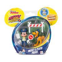 Polis Mickey ve  Pluto